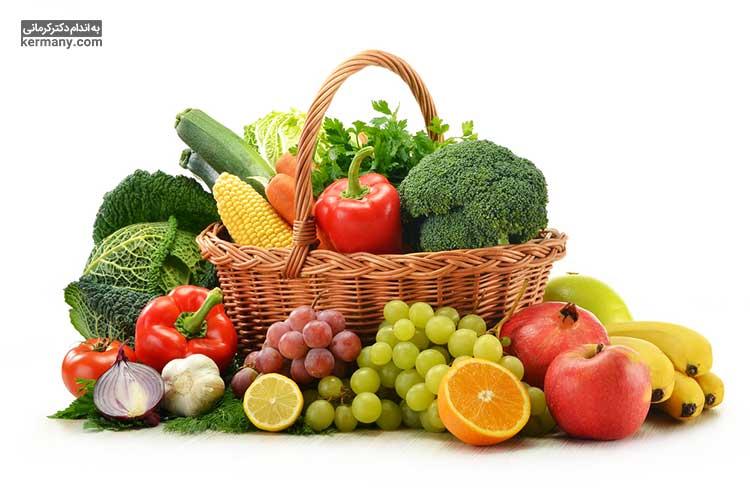 لیست غذاهای آزاد رژیم دکتر کرمانی