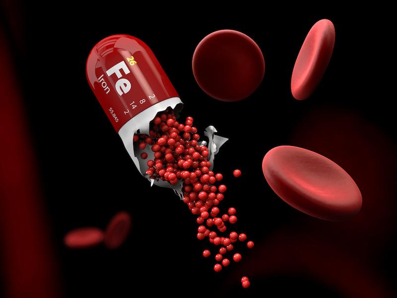 کم خونی و درمان