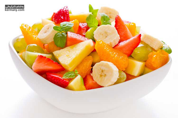 فیبر موجود در غلات کامل باعث افزایش احساس سیری می شود و به گوارش و دفع بهتر غذاها کمک زیادی می کند.