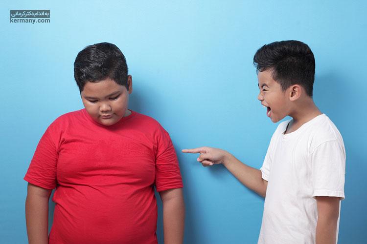 اضافه وزن نوجوانان
