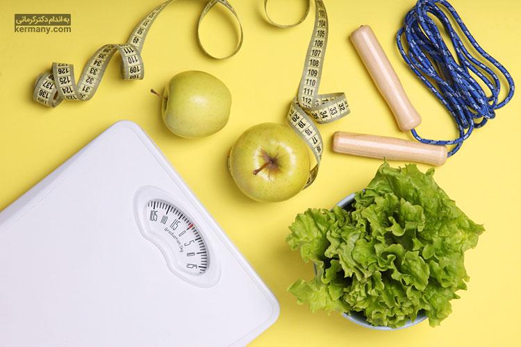 ارتباط چاقی با سکته قلبی