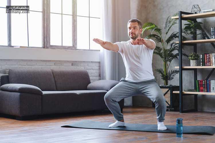 ورزشهای هوازی باعث چربی سوزی و ورزشهای قدرتی باعث عضله سازی میشوند.