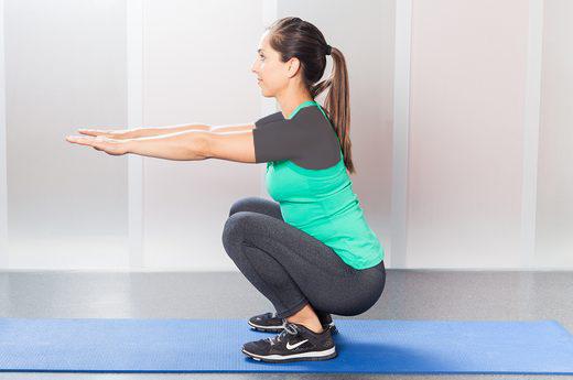 9 حرکت برای انعطاف بهتر مفاصل