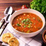 طرز تهیه سوپ حریره