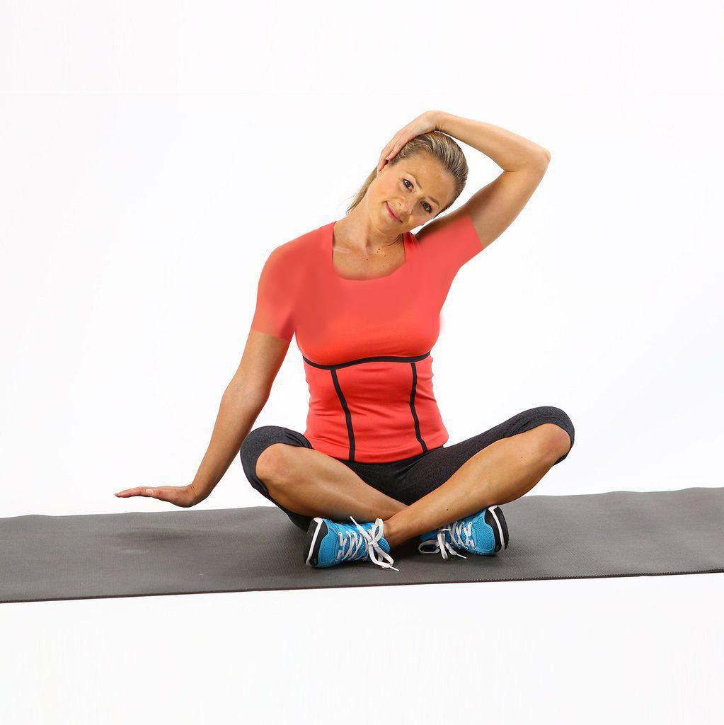 با این حرکات یوگا سردرد خود را تسکین دهید