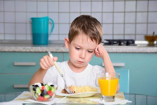 کودکتان الگوی غذایی جدیدی پیدا کرده است