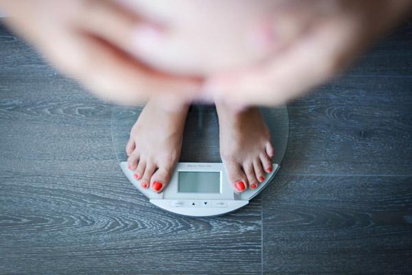کاهش وزن با وجود اشتهای زیاد