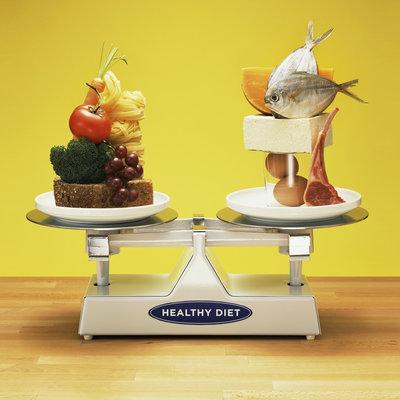 از برنامه غذایی استفاده کنید که سرشار از مواد مغذی مختلف باشد
