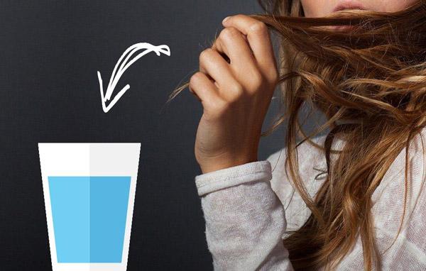 با این آزمایش 10 ثانیه ای متوجه می شوید موهایتان چقدر سالم است