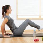 تمرینات ورزشی خلاقانه برای خانم هایی که نمی توانند زیاد بیرون بروند