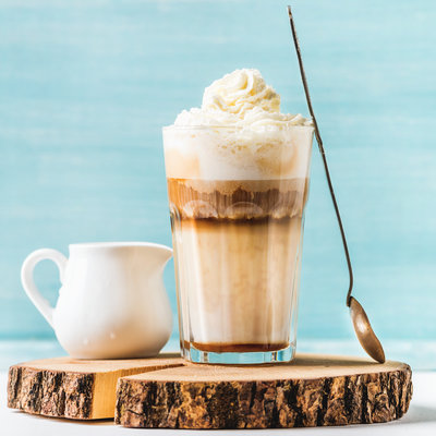 عادت: نوشیدن قهوه طعم دار شده