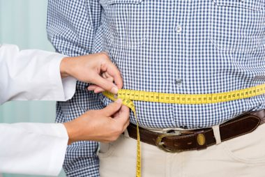 وزنتان افزایش پیدا می کند