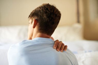 از درد گردن و فک رنج می برید