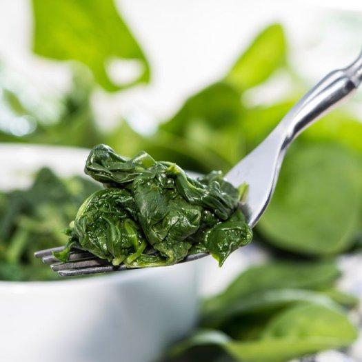 سبزیجات دارای برگ های سبز