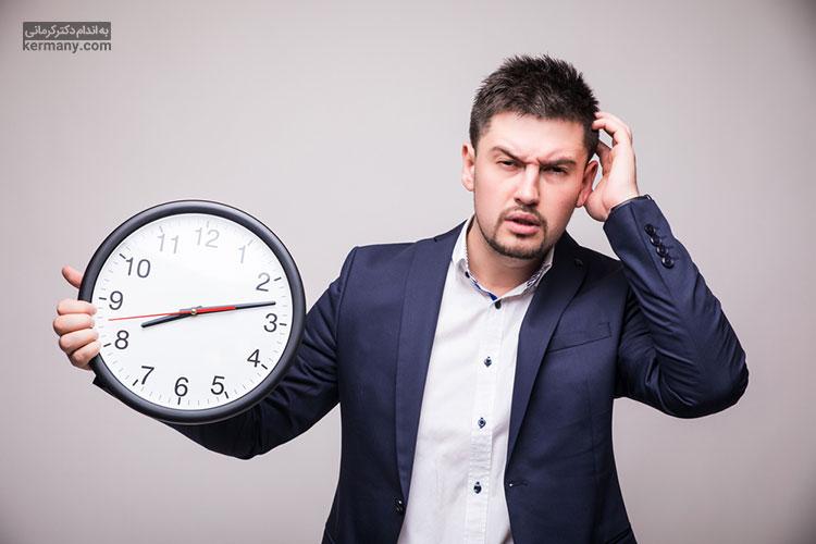 تاثیر تغییر فصل بر روی خواب