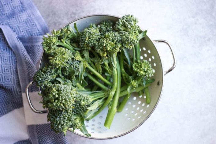 استفاده بیش از حد سبزیجات چلیپایی