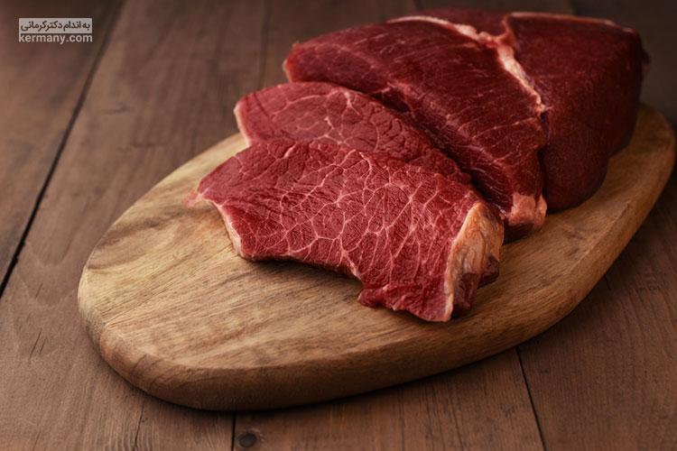 گوشت قرمز و افزایش خطر ابتلا به آلزایمر