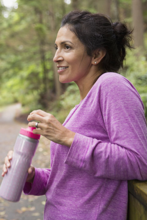 نوشیدن آب انگیزه لاغری دکتر کرمانی