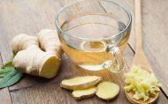 تاثیرات مصرف زنجبیل در یک ماه تغذیه سالم رژیم دکتر کرمانی