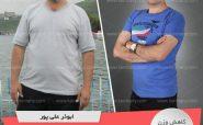 لذت تناسب اندام، قابل مقایسه با سختی های رژیم نیست! رژیم لاغری