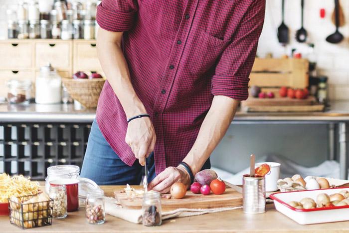 چند سلاح قوی برای مقابله با سرطان پروستات! آشپزخانه رژیم لاغری