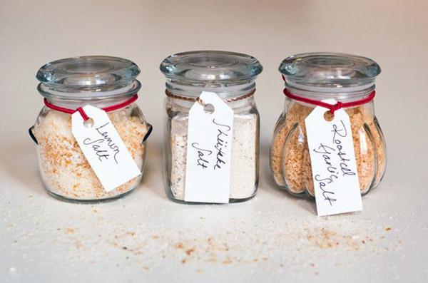 غذاهای نمکی رژیم لاغری