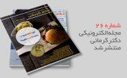 شماره بیست و ششم مجله سلامت و رژیم غذایی دکتر کرمانی منتشر شد