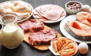 رژیم غذایی سرشار از پروتئین برای کاهش وزن گوشت