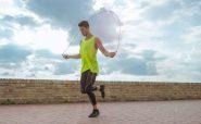 چرا طناب زدن وحشتناک خوب است؟ ورزش کاهش وزن دکتر کرمانی