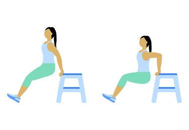 روتین ورزشی 7 دقیقه ای برای کاهش وزن عالی ورزش رژیم لاغری