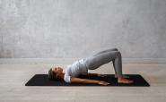 با این ورزش هفت دقیقه ای باسن و پاهای خود را قوی کنید