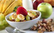 در روز چه مقدار باید فیبر بخوریم؟ فیبر رژیم غذایی میوه