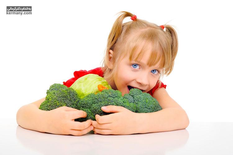 غذای سالم برای کودکان موجب رشد مناسب و پیشگیری از ابتلا به بیماری های مختلف در دوران بزرگسالی می شود.
