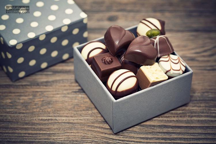 وجود برخی مواد معدنی در شکلات تلخ به آن خاصیت ضدالتهابی بخشیده است.