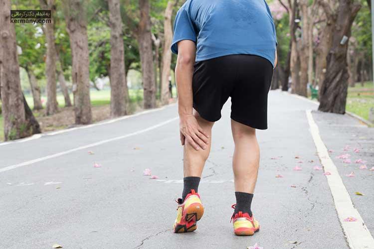 گرفتگی رگ های ساق پا به خصوص در هنگام ورزش، یک علامت هشداردهنده بیماری قلبی است.