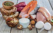 در هر وعده چه مقدار پروتئین باید خورد؟ رژیم لاغری دکتر کرمانی