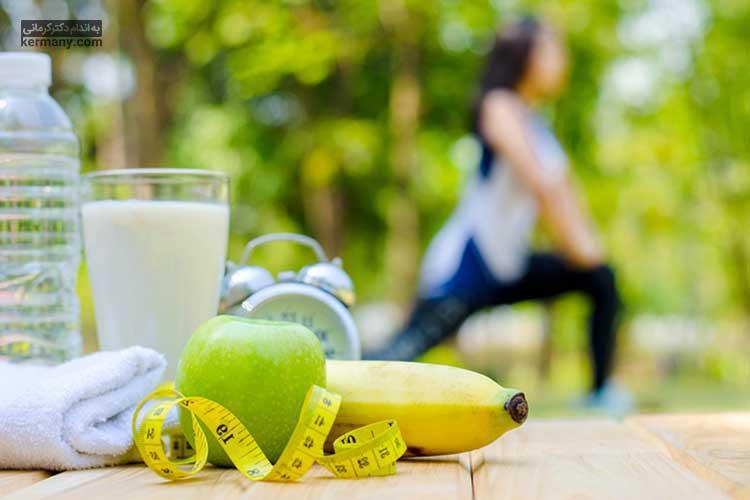 ایا ورزش بعد از غذا برای بدن ضرر دارد؟