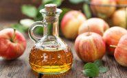 تاثیر سرکه سیب بر کاهش وزن