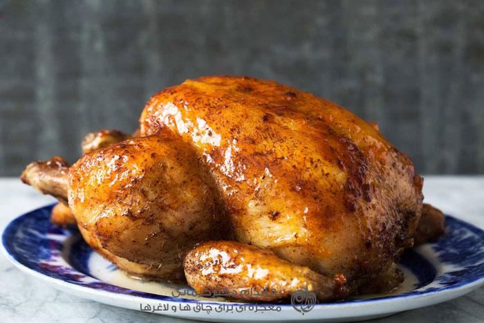 هرکدام از قسمت های مرغ، چه مقدار کالری دارند؟