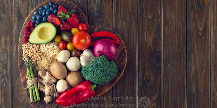 ترفندهایی ساده برای بهبود بخشیدن به برنامه غذایی