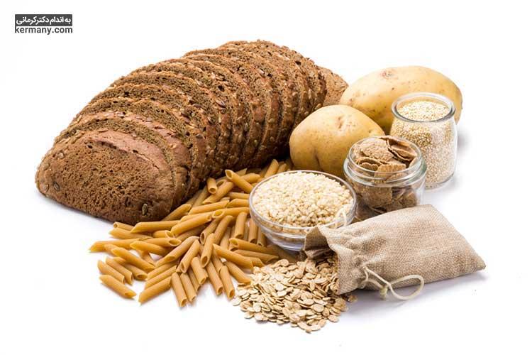 کربوهیدرات ها در کنار پروتئین، از ملزومات یک رژیم غذایی مناسب برای عضله سازی هستند.