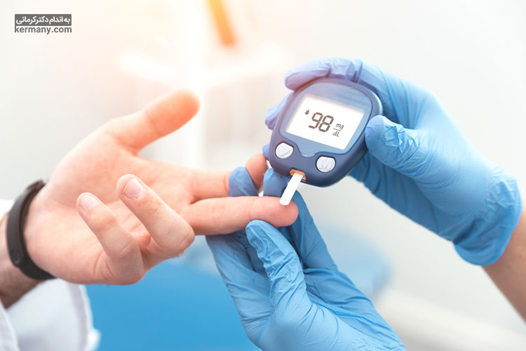 افزایش قند خون