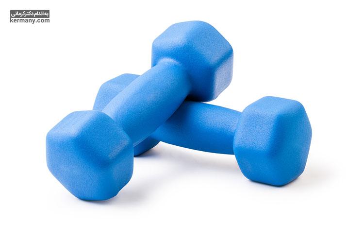 با انجام ورزش های مناسب شکم با دمبل و داشتن برنامه غذایی مناسب، می توانید عضله سازی کنید و سیکس پک  داشته باشید.