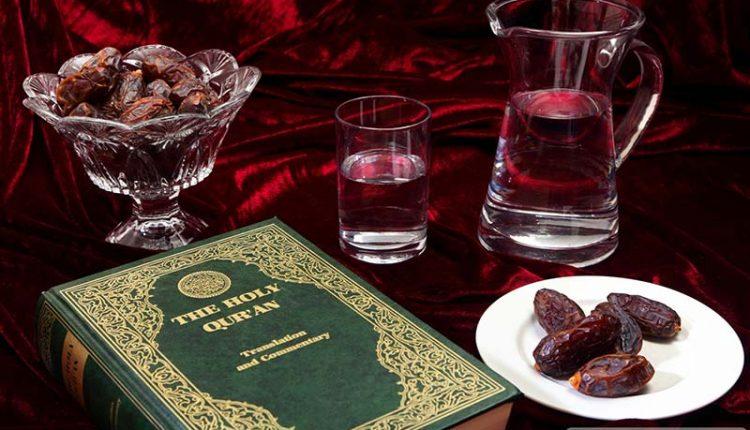 تشنگی در ماه رمضان
