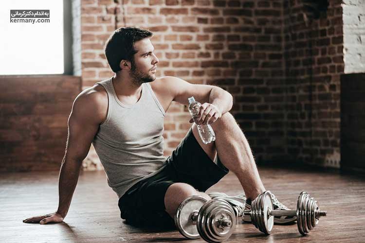 ورزشهای قدرتی با تقویت عضلات و ماهیچه ها، باعث افزایش سطح سلامت بدن می شوند.