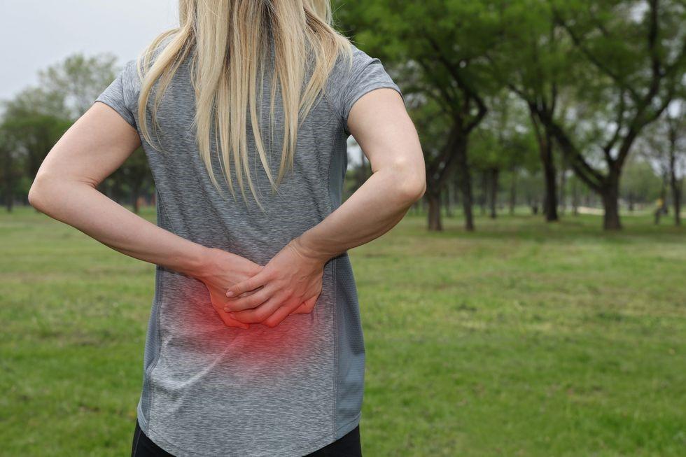 تاثیر گذارترین درمان های کمر درد