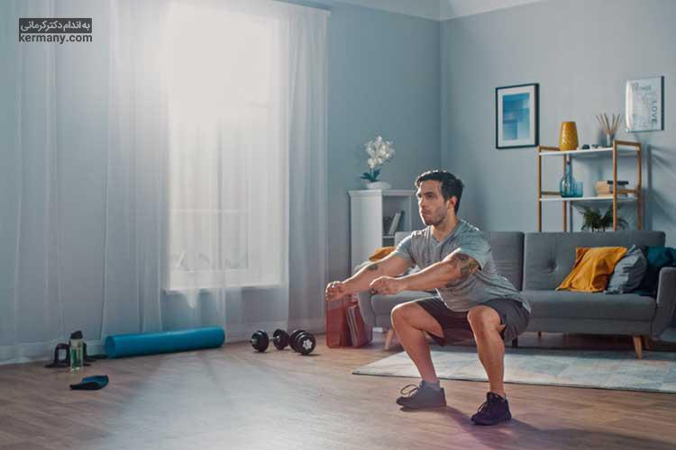 ورزش قدرتی Sumo Slide