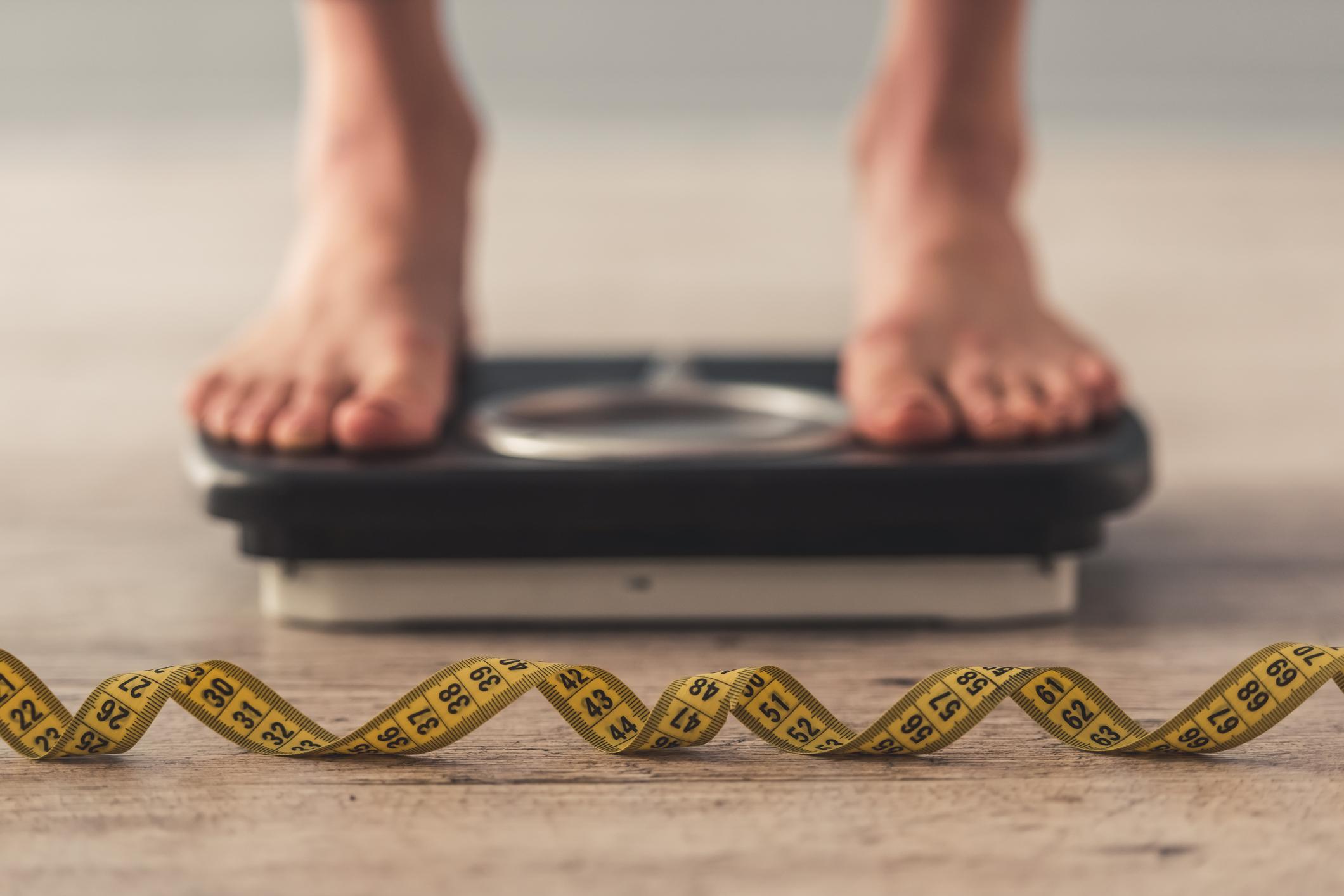 مزایای کاهش وزن برای دیابت نوع 2