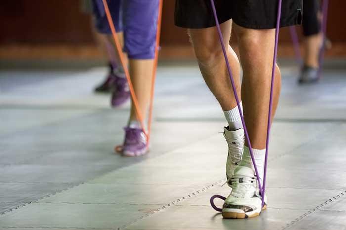 لاغری با ورزش