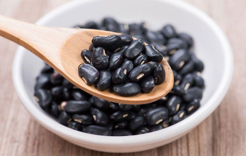 لوبیاها از غذاهای فیبردار